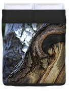 Disfigured By Nature Duvet Cover