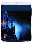 Disney Blues At Night  Duvet Cover