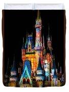 Disney Castle Duvet Cover