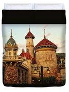 Disney World Duvet Cover