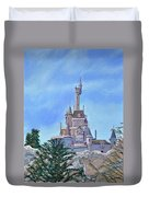 Disney World Duvet Cover