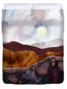 Distant Light Duvet Cover