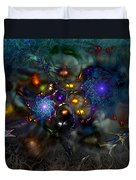 Distant Realms Of The Imagination Duvet Cover