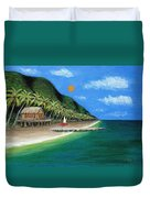 Distant Shores Duvet Cover