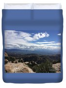 Distant Valley Duvet Cover