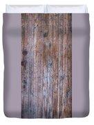 Distressed Door Duvet Cover