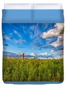 Ditch View  Duvet Cover