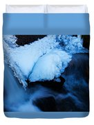 Dive In To Life Duvet Cover