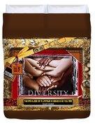Diversity Duvet Cover