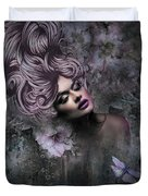 Divine Beauty Duvet Cover