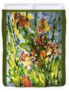 Divine Blooms-21061 Duvet Cover
