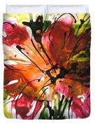 Divine Blooms-21082 Duvet Cover