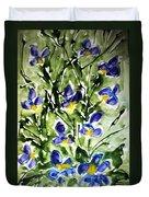 Divine Blooms-21169 Duvet Cover