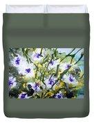 Divine Blooms-21172 Duvet Cover