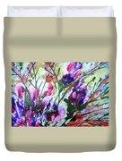 Divine Blooms-21176 Duvet Cover