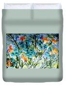 Divine Blooms-21180 Duvet Cover