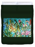 Divine Blooms-21191 Duvet Cover