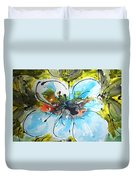 Divine Blooms-21199 Duvet Cover