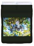 Divine Blooms-21200 Duvet Cover