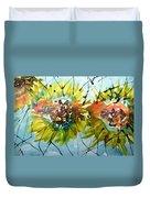 Divine Blooms-21202 Duvet Cover