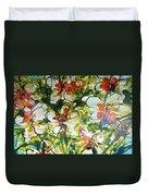 Divine Blooms-21203 Duvet Cover