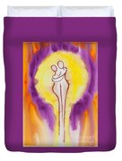 Divine Love Series No. 2082 Duvet Cover