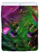 Diving The Reef Series - Hallucinations Duvet Cover