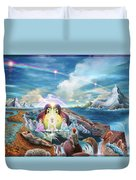 Do You Have A Vision Duvet Cover