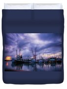 Dock Of Bay Duvet Cover