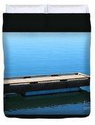 Dock On The Bay Duvet Cover