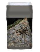 Dock Spider Duvet Cover