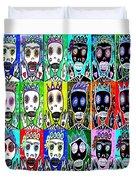 Dod Art 123uytt Duvet Cover