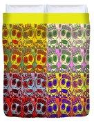 Dod Art 123yelm Duvet Cover