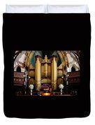 Dodd Pipe Organ Kent Town Adelaide Duvet Cover