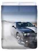 Dodge Challenger Srt8 Duvet Cover