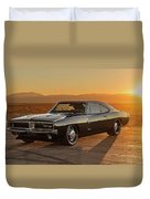 Dodge Charger - 01 Duvet Cover