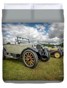 Dodge Four Tourer Duvet Cover