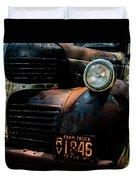 Dodge Truck Duvet Cover