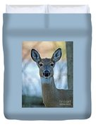 Doe A Deer Duvet Cover