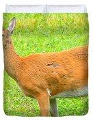 Doe A Deer Duvet Cover