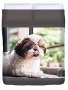 Dog 1 Duvet Cover
