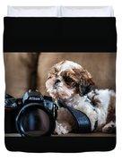 Dog 2 Duvet Cover