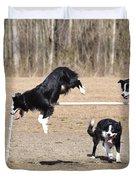 Dog 380 Duvet Cover