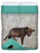 Dog 388 Duvet Cover