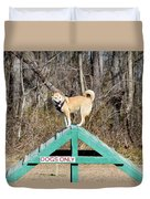 Dog 389 Duvet Cover