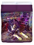 Dog Beautiful Animal Cute Puppy  Duvet Cover