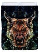 Dog II Duvet Cover