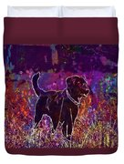 Dog Labrador Animal Canidae Canine  Duvet Cover
