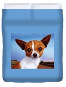 Dog-nature 3 Duvet Cover