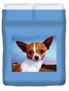 Dog-nature 3 Duvet Cover